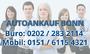 Autoankauf Bonn