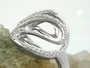 Schmuck by GB - Ring, mit vielen Zirkonias, Silber 925 -94045-54