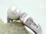 Schmuck by GB - Ring, Zuchtperle, Zirkonias, Silber 925 -94044-54