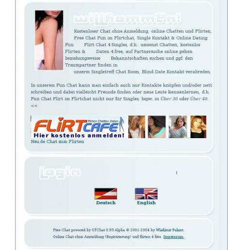 Online-Dating gratis chat