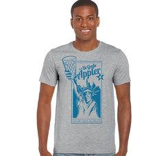 T-Shirt - De Große Äppler - Men - weiß