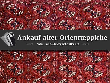 Ankauf Orientteppiche Stuttgart, München- deutschlandweit