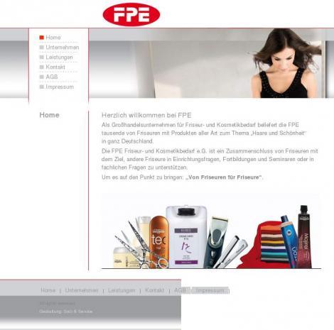 Fpe Friseur Und Kosmetikbedarf Eg Filderstadt Baden Württemberg