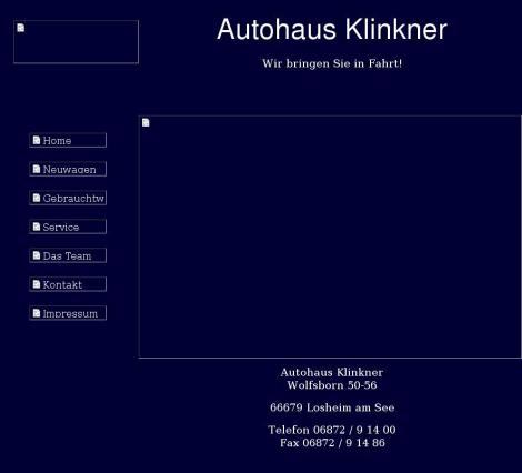 Autohaus Klinkner Gmbh Merzig Wadern Saarland