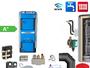 Atmos GSX70 Scheitholzvergaser Komplettset 5