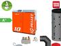 Pelletkessel EKOGREN EG-Pellet 10 kW Bafa gefördert Komplettset 2