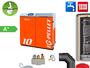 Pelletkessel EKOGREN EG-Pellet 10 kW Bafa gefördert Komplettset 4