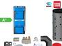 Atmos GSX70 Scheitholzvergaser Komplettset 3