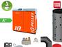 Pelletkessel EKOGREN EG-Pellet 10 kW Bafa gefördert Komplettset 3
