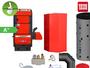 Atmos P15 BAFA geförderter Pelletkessel mit Holznotbetrieb Komplettset 2