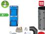 Atmos GSX50 Scheitholzvergaser Komplettset 2
