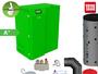 Kostrzewa Compact Bio Luxury 24 kW BAFA geförderter Pelletkessel Komplettset 2