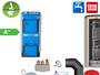 Atmos GSX50 Scheitholzvergaser Komplettset 4