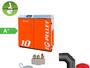 Pelletkessel EKOGREN EG-Pellet 10 kW Bafa gefördert Komplettset 1