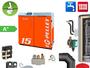 Pelletkessel EKOGREN EG-Pellet 15 kW Bafa gefördert Komplettset 5