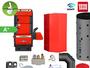 Atmos P40 BAFA geförderter Pelletkessel mit Holznotbetrieb Komplettset 3