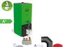 Kostrzewa Mini Bio Luxury 20kW BAFA geförderter Pelletkessel Komplettset 1