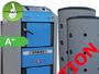 ATMOS DC30GSE Holzvergaserkessel BAFA mit 2x1000 Liter Puffer