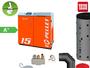 Pelletkessel EKOGREN EG-Pellet 15 kW Bafa gefördert Komplettset 2