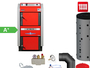 ATMOS GS20 Scheitholzvergaser Holzvergaserkessel Komplettset 2