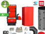 Atmos P50 BAFA geförderter Pelletkessel mit Holznotbetrieb Komplettset 3