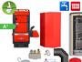 Atmos P40 BAFA geförderter Pelletkessel mit Holznotbetrieb Komplettset 4