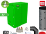 Kostrzewa Compact Bio Luxury 24 kW BAFA geförderter Pelletkessel Komplettset 3