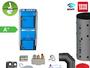 Atmos GSX50 Scheitholzvergaser Komplettset 3