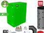 Kostrzewa Compact Bio Luxury 16 kW BAFA geförderter Pelletkessel Komplettset 3